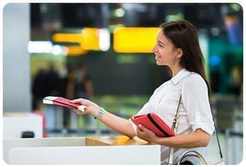 Richiesta di un  E-visto per il Vietnam
